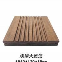 户外浅色重竹地板 园林户外竹木板 绍兴重竹地板竹钢厂家直销