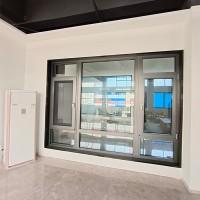 朗格门窗 108系列金刚网一体窗 铝合金窗