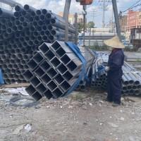 新正力厂家批发不锈钢方管矩形管 规格齐全价格美丽