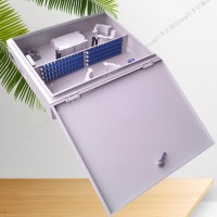 144芯光纤楼道箱 144芯光缆分线箱工艺图文介绍