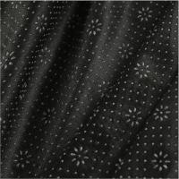 全涤纶滴塑硅胶针织布 汽车坐垫防滑布料 宠物垫子滴胶布