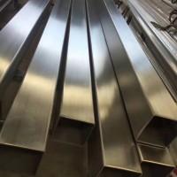 温州化工食品机械用不锈钢方管 不锈钢焊接方管 不锈钢方矩管