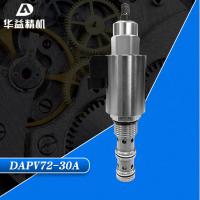 厂家供应 插装式比例阀流量阀 DUNAN品牌质量有保障
