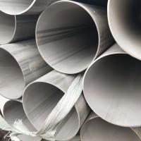 304不锈钢焊管大口径不锈钢圆管304薄壁不锈钢管走水管