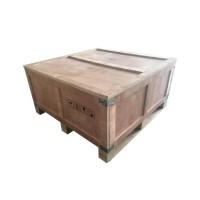 出口物流木箱 钢边箱定制 重型木箱定制 出口箱包装木箱