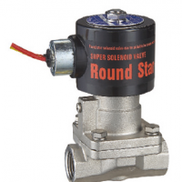 YSP系列二位二通活塞式高压电磁阀JN15-50