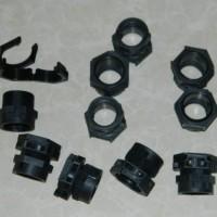 PG21螺纹开口波纹管接头环保产品