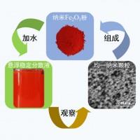 水分散性纳米氧化铁