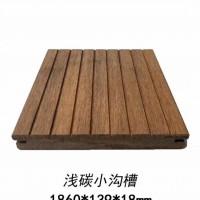 竹大师户外重竹地板小沟槽       厂家生产