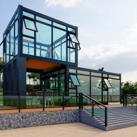 安装阳光玻璃房 景区玻璃阳光房 承接各种阳光房工程