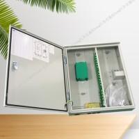 冷轧板144芯光纤分纤箱