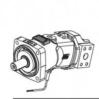 samhydraulik H1V160CF2/1DX液压泵