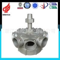厂方直销水塔铝合金布水器 可旋转布水器 10寸8孔