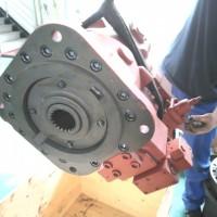 双速变量液压马达-高转速 安装结构紧凑