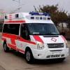 上海救护车租赁长途救护车跨省救护车出租收费江西正规救护车转院